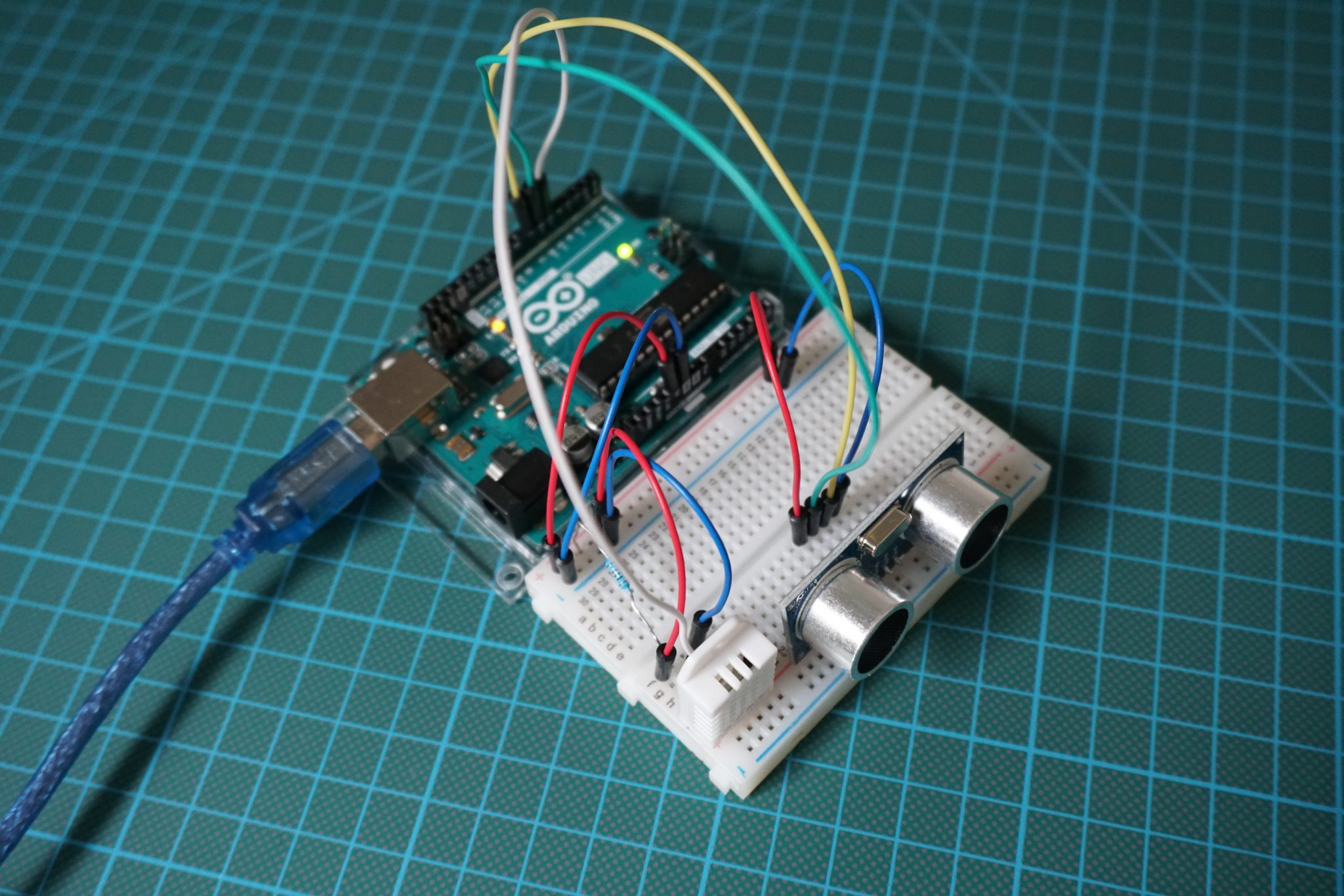 Ultrasonic Sensor tutorial for Arduino and ESP8266
